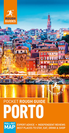 Pocket Rough Guide Porto