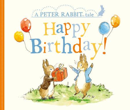 Happy Birthday! by Beatrix Potter