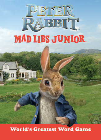 Peter Rabbit Mad Libs Junior