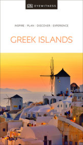 DK Eyewitness Travel Guide Greek Islands