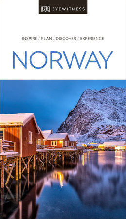 DK Eyewitness Travel Guide: Norway by DK Travel