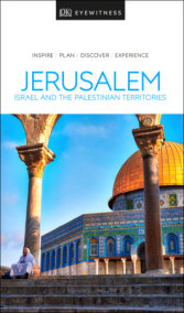 DK Eyewitness Travel Guide Jerusalem