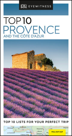 Top 10 Provence and the Côte d'Azur by DK Travel