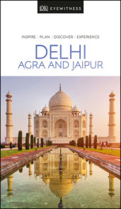 DK Eyewitness Travel Guide Delhi