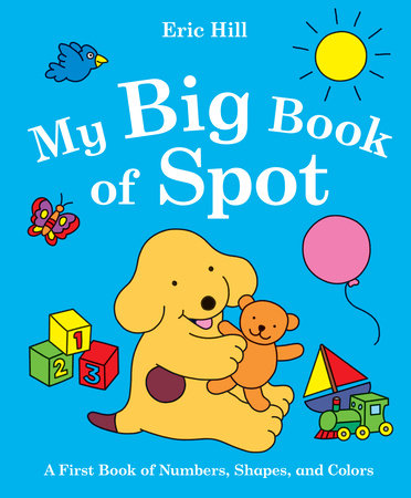 My Big Book of Spot