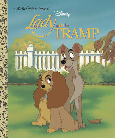 Lady and the Tramp (Disney Lady and the Tramp) by Teddy Slater; illustrated by Bill Langley and Ron Dias