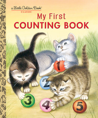 My First Counting Book by Lilian Moore
