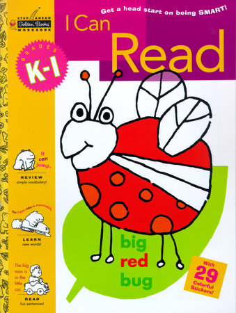 I Can Read (Grades K-1) by Stephen R. Covey