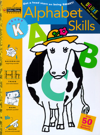 Alphabet Skills (Kindergarten) by Golden Books