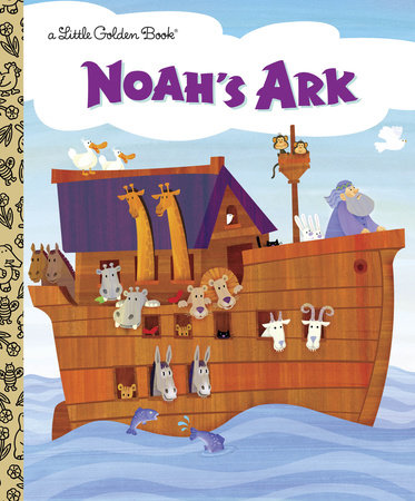 Noahs Ark By Barbara Shook Hazen