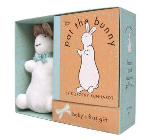 Pat the Bunny Book & Plush (Pat the Bunny)