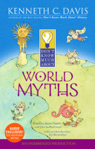 Don't Know Much About World Myths Cover