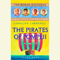 The Pirates of Pompeii Cover