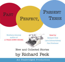 Past Perfect, Present Tense Cover