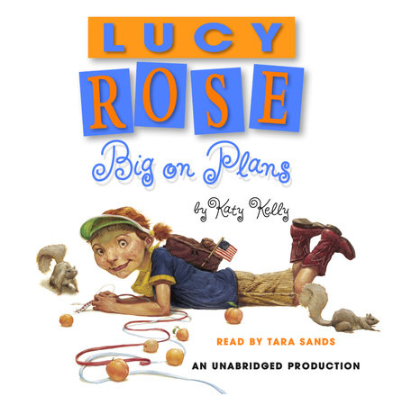 Lucy Rose: Big on Plans by Katy Kelly