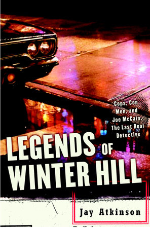 Legends of Winter Hill by Jay Atkinson