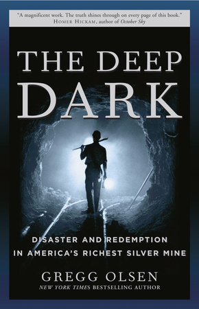 The Deep Dark by Gregg Olsen