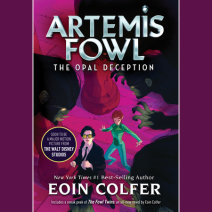 Artemis Fowl 4: Opal Deception Cover