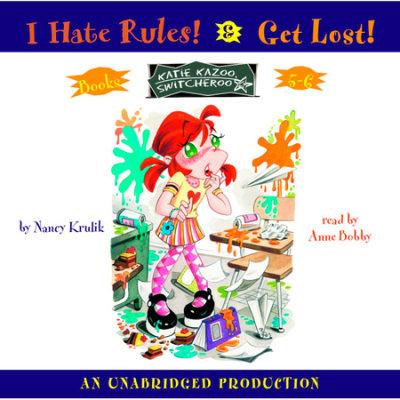 Katie Kazoo, Switcheroo: Books 5 and 6 cover