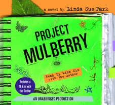 Project Mulberry Cover