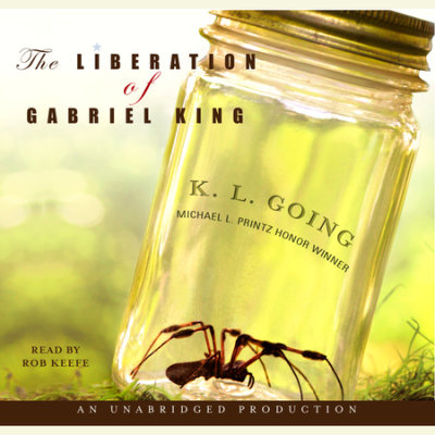 The Liberation of Gabriel King cover