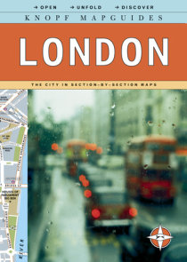 Knopf MapGuides: London