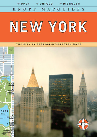 Knopf MapGuide: New York by Knopf Guides