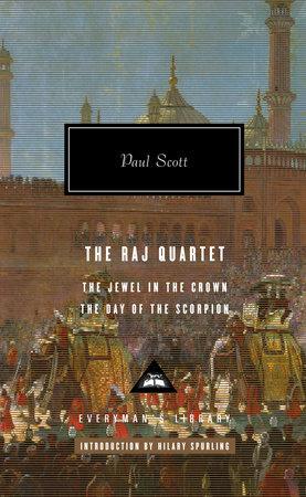 The Raj Quartet (1) by Paul Scott