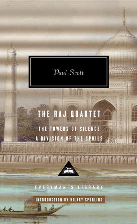 The Raj Quartet (2) by Paul Scott