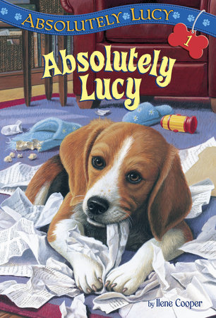 Absolutely Lucy #1: Absolutely Lucy by Ilene Cooper