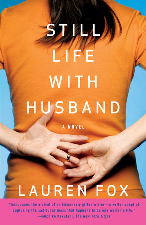 Still Life with Husband by Lauren Fox