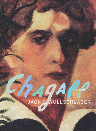 Chagall by Jackie Wullschlager