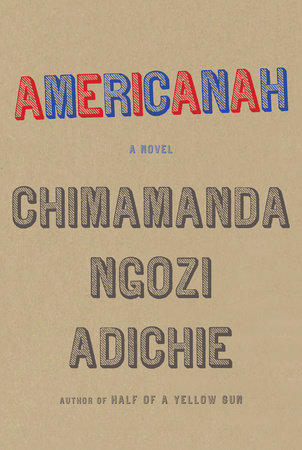 Americanah Book Cover Picture