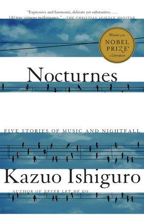 Nocturnes by Kazuo Ishiguro