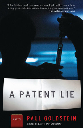 A Patent Lie by Paul Goldstein