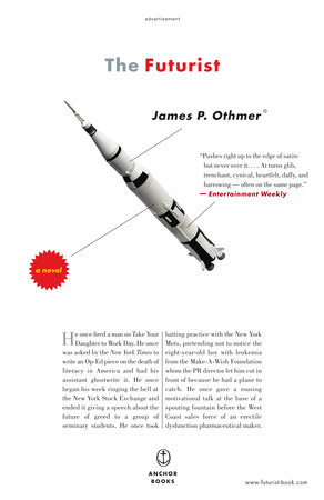 The Futurist by James P. Othmer