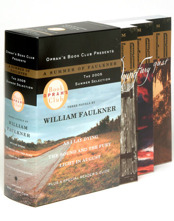 Oprah's Book Club Summer 2005: A Summer of Faulkner by William Faulkner