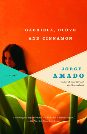 Gabriela, Clove and Cinnamon Book Cover Picture