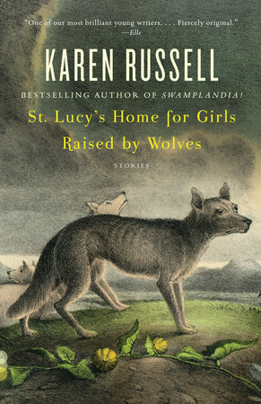 Image result for st lucy's home for girls raised by wolves