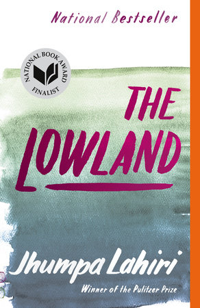 The Lowland by Jhumpa Lahiri