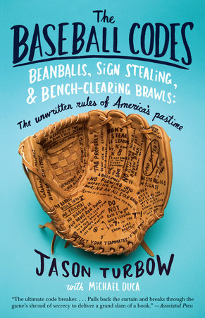 The Baseball Codes by Jason Turbow and Michael Duca