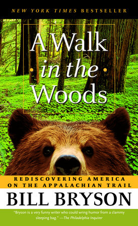 A Walk in the Woods Book Cover Picture