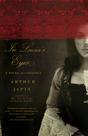 In Lucia's Eyes by Arthur Japin