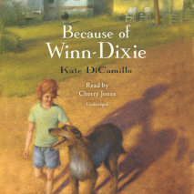 Because of Winn-Dixie Cover
