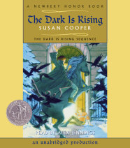 The Dark Is Rising Cover