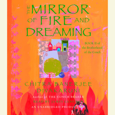 The Mirror of Fire and Dreaming cover