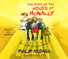 The Rise of the House of McNally: The Third Unlikely Exploit Cover