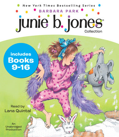 Junie B. Jones Collection: Books 9-16 cover
