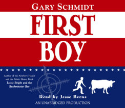 First Boy Cover