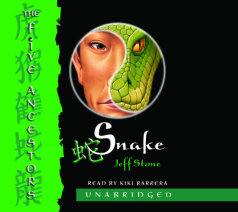 The Five Ancestors Book 3: Snake Cover